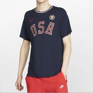 Nike USA T-shirt szL